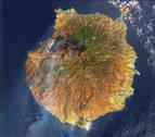 El fuego de Gran Canaria, en fase de contención, afecta a 12.000 hectáreas