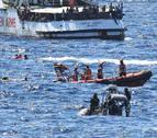 El Gobierno envía un buque de la Armada para escoltar al Open Arms hasta Mallorca