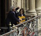 Pamplona se inunda de palmas, guitarra y ritmo flamenco