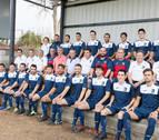 El Fontellas ya está preparado para afrontar el primer año en tercera división