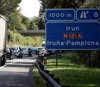 Los 10 pasos a Francia por Navarra estarán controlados por el G-7
