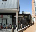 La escuela de 0 a 3 años de Huarte, a las antiguas escuelas y a Ugarrandía