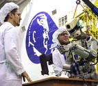 Rusia lanza una nave Soyuz rumbo a la EEI con un androide a bordo