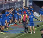 Osasuna busca su decimoctavo triunfo consecutivo como locales
