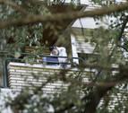 """Charlie I.N.:""""Ella estaba agarrada con las manos al balcón y él se las ha soltado"""""""