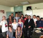 Fundación Caja Navarra colabora con un programa de Etb