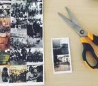 Abárzuza recupera la memoria de su localidad en una exposición de fotografías