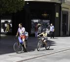Todas las claves para desplazarse en bici y patinete por Pamplona