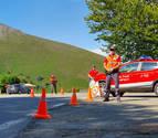 Navarra prepara su dispositivo para el fin de las restricciones al tráfico por el G-7