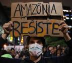 El Gobierno de Brasil envía al Ejército para combatir los incendios en el Amazonas