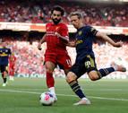 La Real negocia con el Arsenal por Monreal