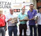 El Alhambra y Lakita pagan 4.600€ por la mitad del queso ganador del Artzai Eguna