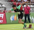 Sergio Fernández logra la mínima para el Mundial de Doha