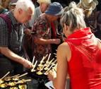 Navarra se da a conocer en Frankfurt en uno de los mayores eventos culturales