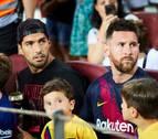 Messi, duda para el partido contra Osasuna