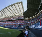 A la venta 100 entradas para socios y simpatizantes para el Osasuna-Barça