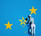 Desaparece el famoso mural de Banksy sobre el 'brexit' en Dover