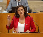 Concha Andreu (PSOE), presidenta de La Rioja con el apoyo de Podemos e IU