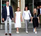 Felipe VI espera que don Juan Carlos vuelva