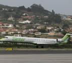 Binter venderá los nuevos vuelos de Pamplona a Gran Canaria a partir del lunes