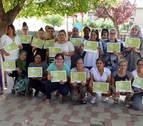 El curso de Monitor de Comedor Escolar reúne a 20 participantes en Cintruénigo