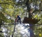 Lekunberri inaugurará el 13 de septiembre su parque de aventura