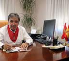 """José Ignacio Pardo, alcalde de Milagro: """"Las vaquillas son la excusa para salir a la calle"""""""