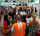 Las huelgas de Iberia y Renfe cancelan 222 trenes y 58 vuelos