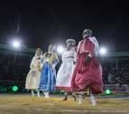 Cintruénigo celebra los 75 años de sus Gigantes
