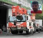 Muere un joven de Urroz de Santesteban en un accidente laboral en Lezo
