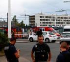 Al menos un muerto y ocho heridos en un ataque con cuchillo cerca de Lyon