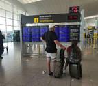 Iberia eleva el seguimiento de la huelga al 22 % en Barajas y al 15 % en El Prat