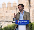 Casado traslada a Sánchez que se mantiene en el 'no', según el PSOE