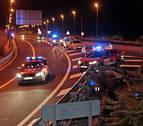 Navarra registra el verano con menos muertos en carretera en 30 años