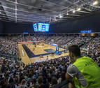 El Navarra Arena, candidato a acoger la Fase Final de la ACB