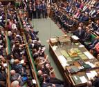 El Parlamento británico tumba el plan de Johnson de convocar elecciones anticipadas