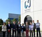 NAITEC y UPNA celebran la primera Comisión de Seguimiento del Convenio