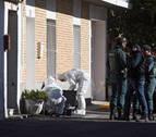 Sin veredicto tras la primera jornada de deliberación por el crimen de Tudela