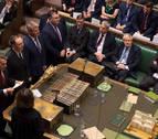 Diputados británicos preparan medidas legales para forzar una prórroga del &quotbrexit