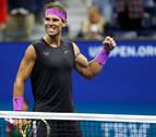 Nadal derrota a Berrettini y buscará ante Medvedev su 19º título del Grand Slam