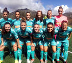 Lorena entrega el triunfo a Osasuna Femenino ante el Eibar (0-1)