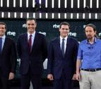 El PSOE propone un único debate televisivo a cinco el próximo 4 de noviembre