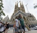 España vuelve a batir por séptimo año consecutivo el récord de turistas