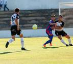 El Tudelano rescató un punto en un partido igualado ante el Amorebieta
