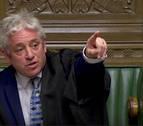 John Bercow, presidente de la Cámara de los Comunes, dimitirá el 31 de octubre