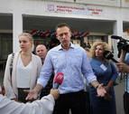 Las elecciones regionales rusas concluyen sin mayores incidentes