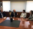 El Gobierno de Navarra y TSJN destacan la necesidad de una estrecha coordinación