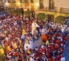 Más de 330 mayores disfrutan de una comida de hermandad en Cintruénigo