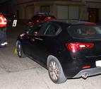 Detenido por alcoholemia en Azagra tras atropellar a un peatón
