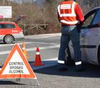 Detenido en Tudela por conducir de forma temeraria bajo los efectos del alcohol
